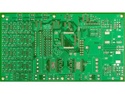 1100mm FR4 Single Layer PCB