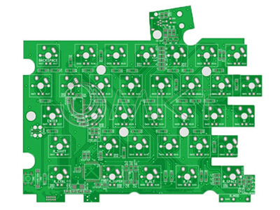 2 Layers Rigid PCB