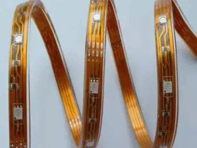 5000mm Double Layer Flexible PCB
