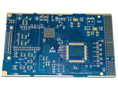 6 Layers Rigid PCB