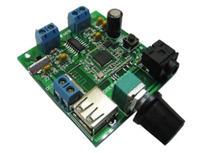 Car Audio PCBA Audio Amplifier Board
