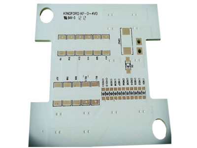 Double Layer Aluminum LED PCB