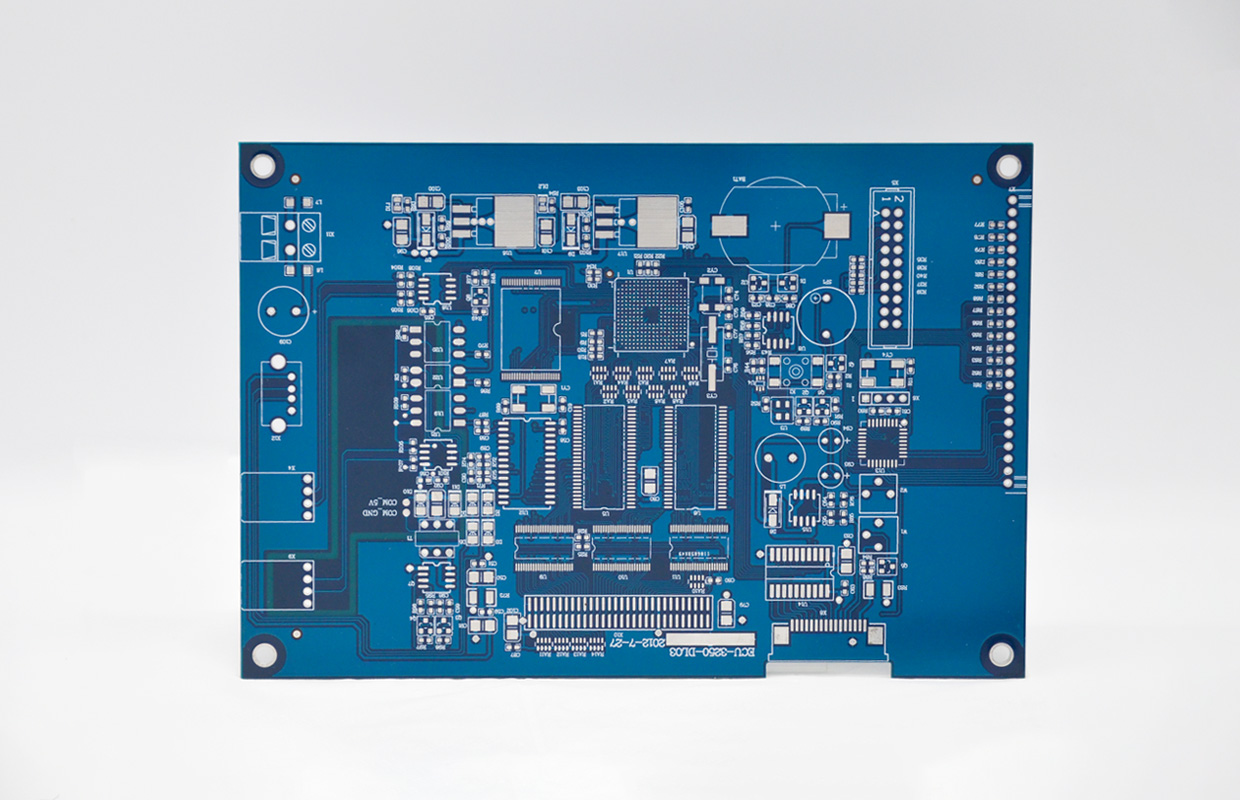 Detailed production process of pcb board