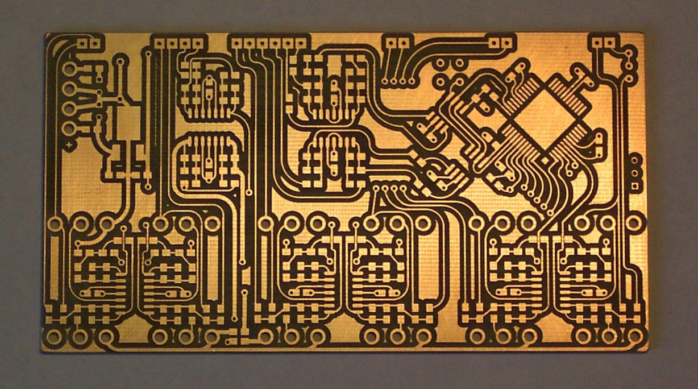 Half HoleCopper PCB