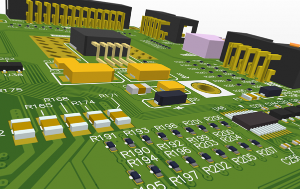 OSP printed circuit board
