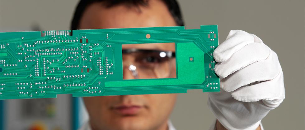 Aluminum LED PCB from China