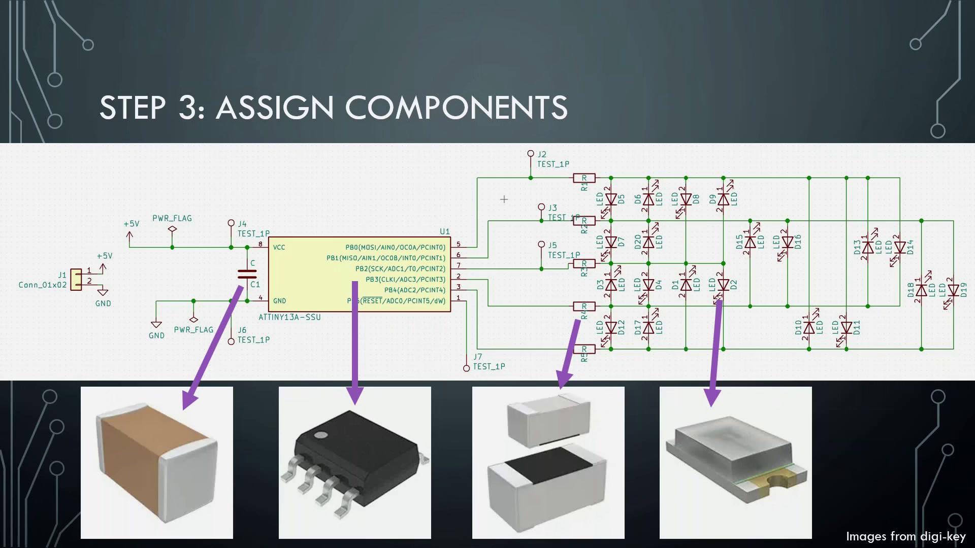 pcb design steps