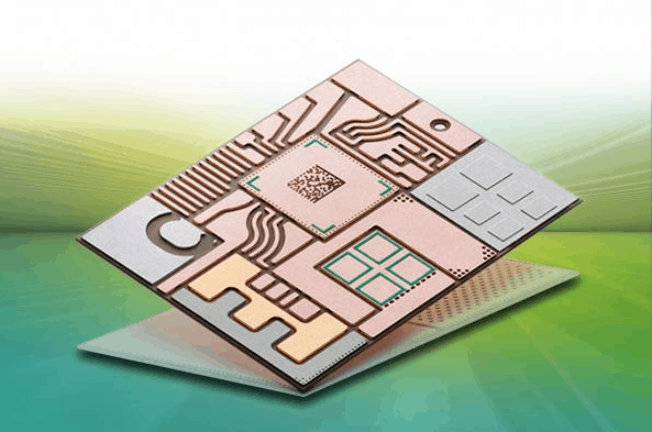 Production and application of ceramic PCB