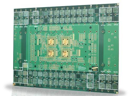 Semiconductor Test Board (Load board)