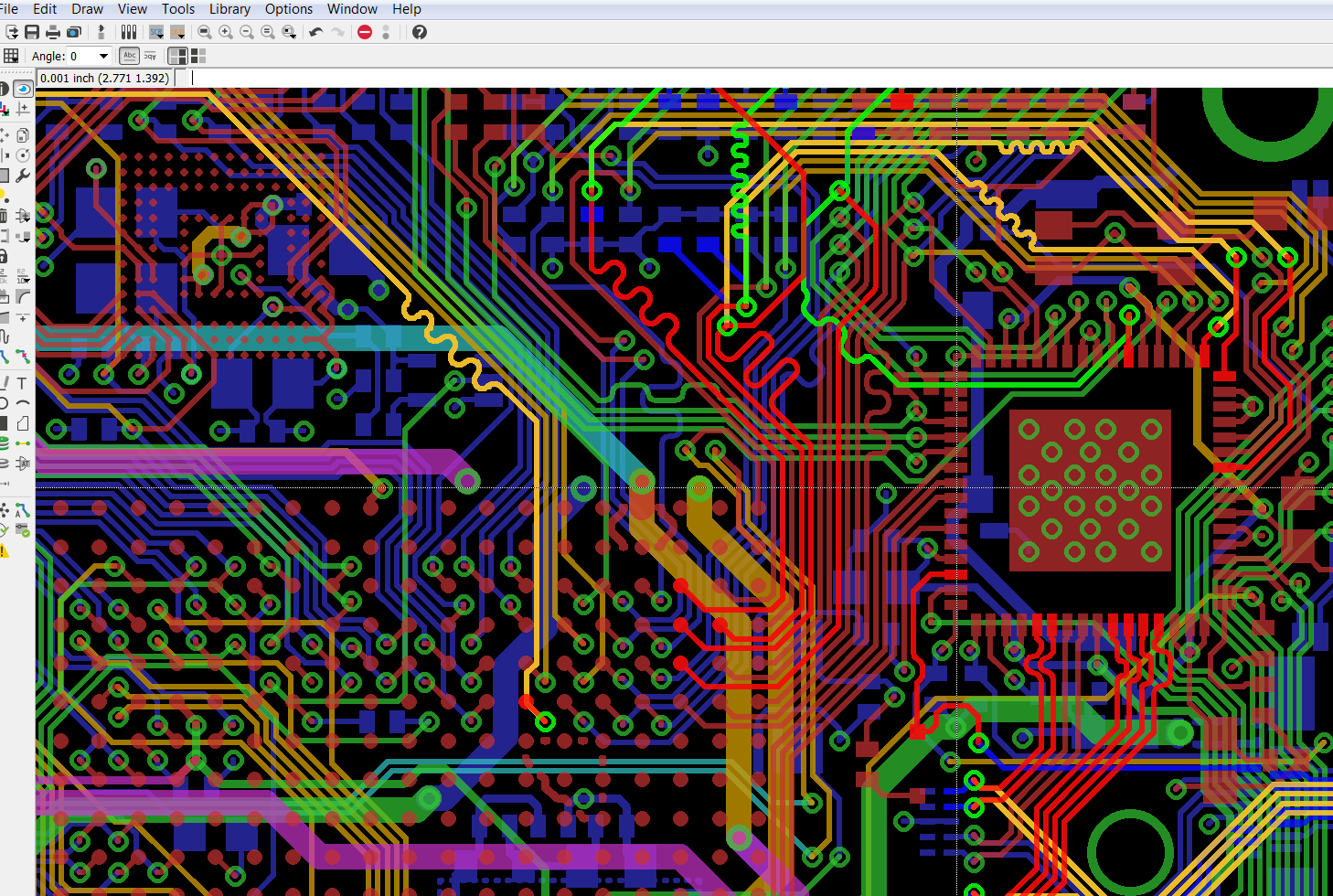 Communication PCB Board in china