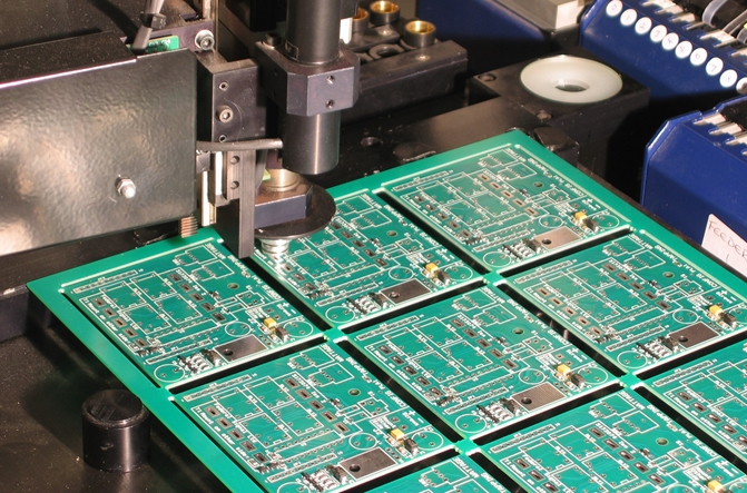 Pcb Assembly china and inside PCB Factory