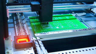 Laboratory Rapid PCB Fabrication Method