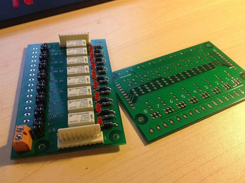 Prototype PCB service