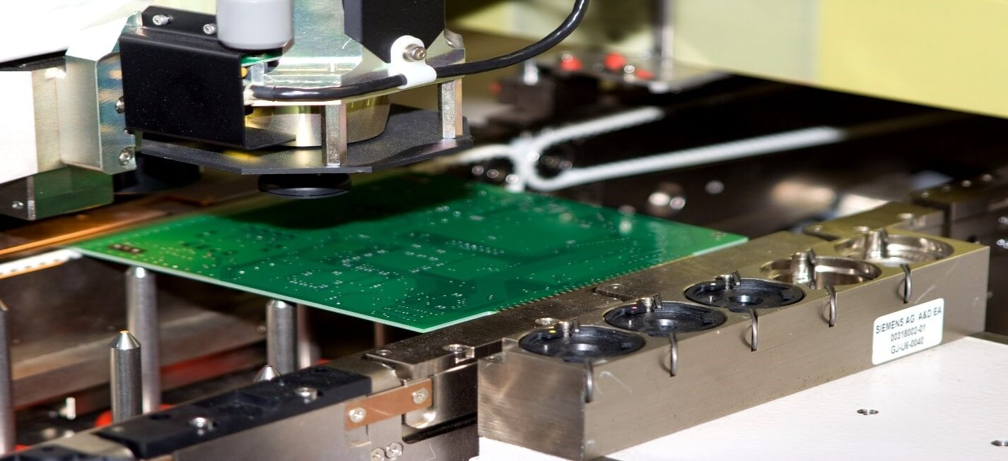 contract manufacturing PCB assembly 2021