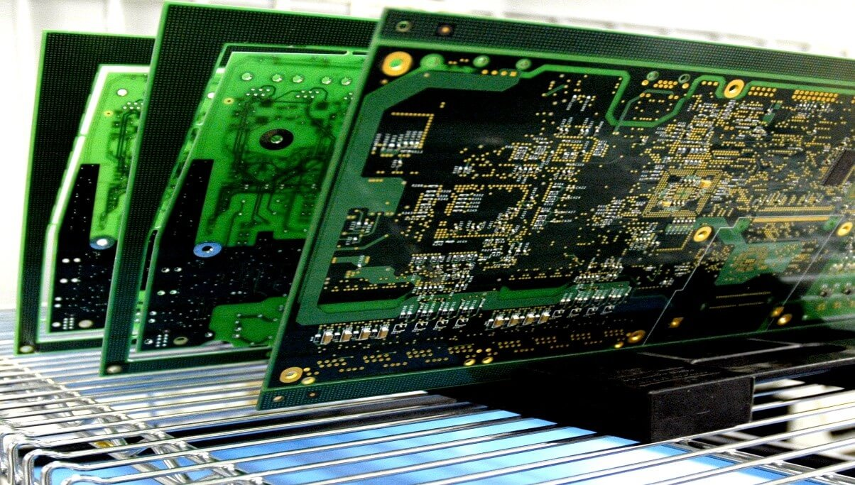 contract manufacturing PCB assembly